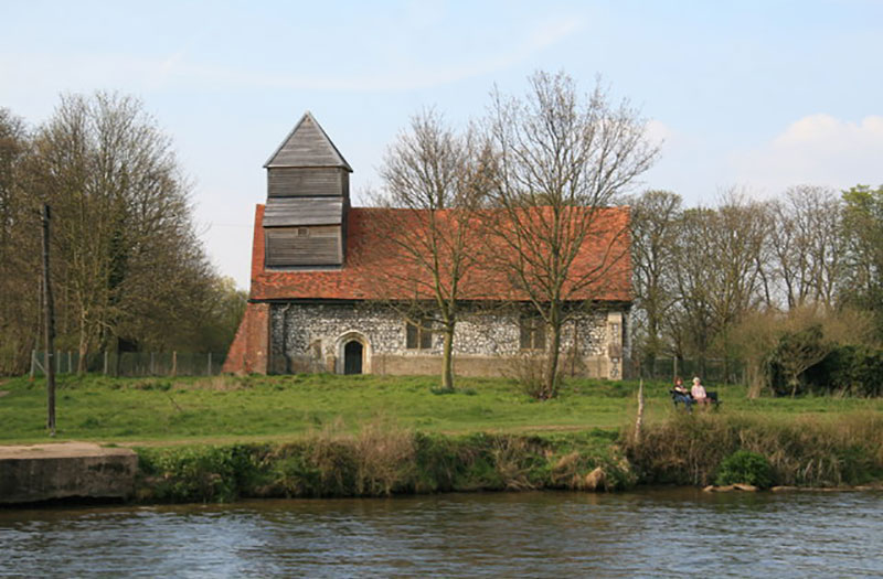 St Mary Magdalene Church
